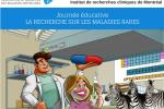 Journée éducativeLa recherche sur les maladies rares (3)